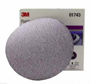 3M Hookit Purple Abrasive Disc 8