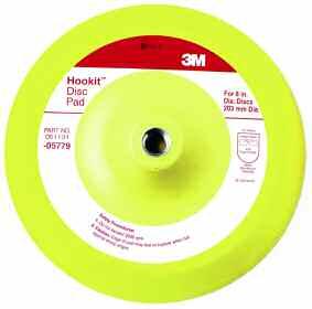 3M Hookit Disc Pad 8