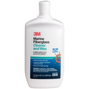 3M™ Marine Cleaner and Wax, 32 Ounce