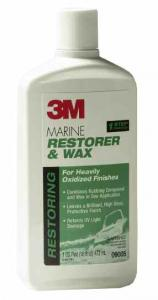 3M™ Marine Restorer and Wax 16oz