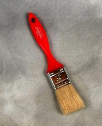 1 INCH 30MM RED BRUSH