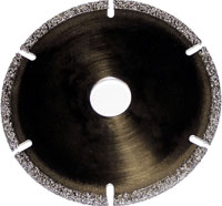 Unmounted Saws-Vacuum Brazed-Gulleted