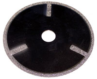 Unmounted Saws-Vacuum Brazed-Side Spoke