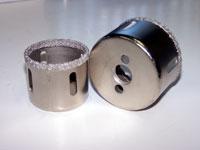 Unmounted Hole Saws-Vacuum Brazed