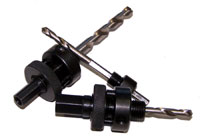 Adapters for Unmounted Hole Saws