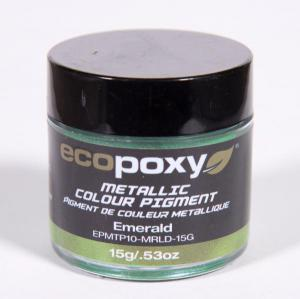 EMERALD METALLIC COLOR PIGMENT 15G