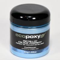 Ecopoxy Metallic Color Pigments-Carribean