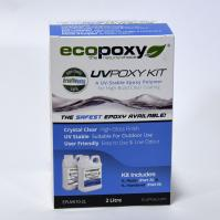 Ecopoxy UV Poxy 2L Kit