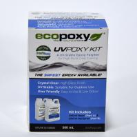 Ecopoxy UV Poxy 500ml Kit