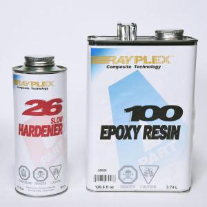 System 100 Epoxy Resin/Hardener KIT 3.74L