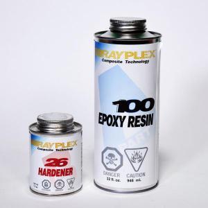 System 100 Epoxy Resin/Hardener KIT 1L