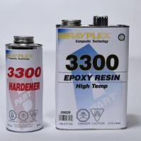 High Temp Epoxy Kit