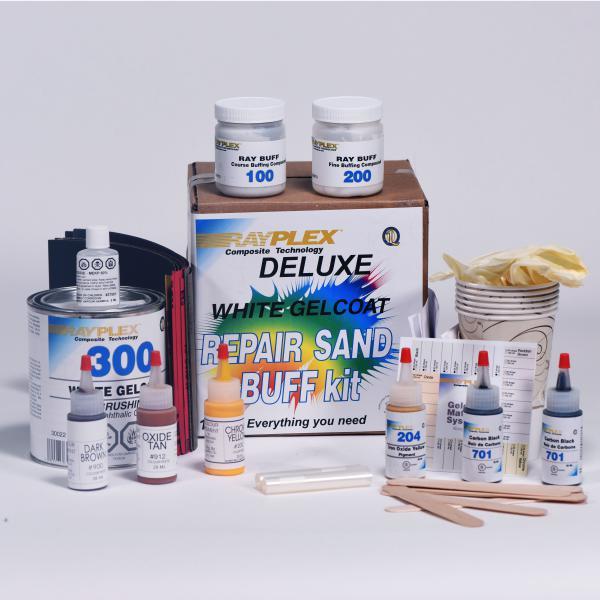 Large Gelcoat Repair Kit