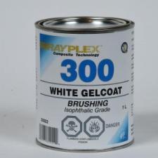 WHITE GELCOAT 1L BR