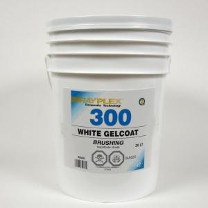 WHITE GELCOAT 20L BR