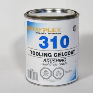 Tooling Gelcoat (Orange) 1L Brushing