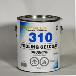 Tooling Gelcoat (Orange) 3.78L Brushing