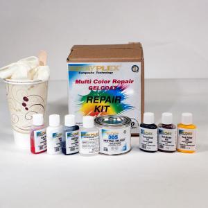 Multi Color Gelcoat Repair Kit