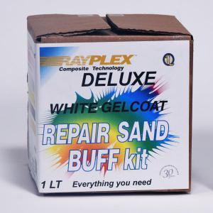Deluxe 1L White-Gelcoat Repair Kit CY