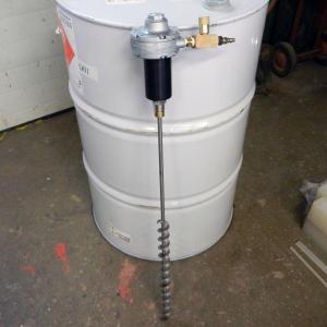 Drum Mixer Agitator