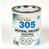 NEUTRAL GELCOAT 1L BRUSHING