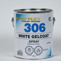 White Gelcoat Spraying 3.78 L