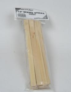MIXING STICK 12 INCH 20 Pack