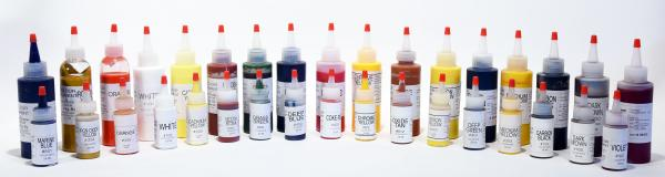 Pigments For Tinting Gelcoat Resin And Epoxy Rayplex Ltd