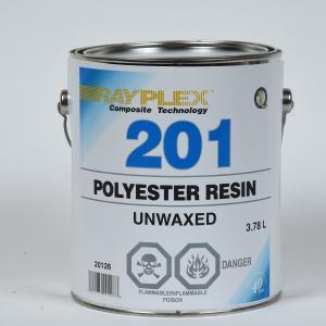 Polyester, Isophthalic, Hetron, Vinyl Ester and more Resins