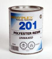 UNWAXED RESIN 1L