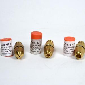 Spray Nozzles for G100 and G200 Spray Guns